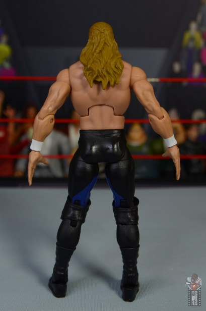 wwe triple h and chyna figure set review - triple h rear