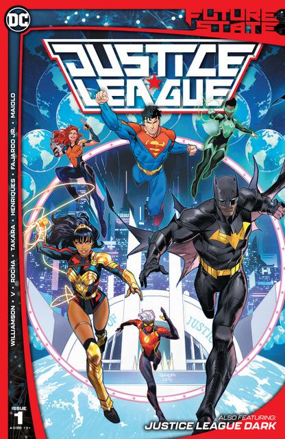 Future State Justice League #1