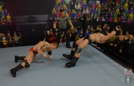 aew unrivaled hangman adam page figure review - buckshot lariant 2