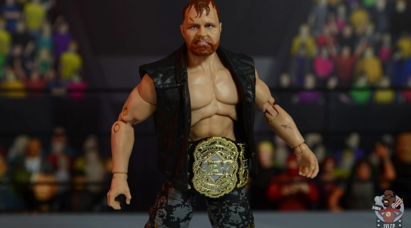 aew unrivaled jon moxley figure review - main pic