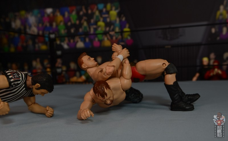 aew unrivaled mjf figure review -armbreaker to jon moxley