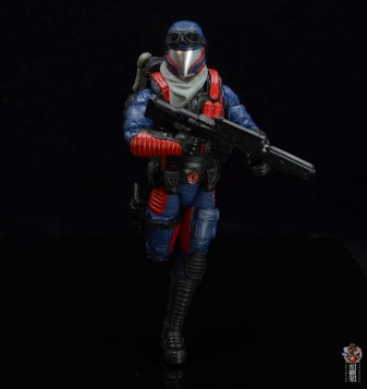 gi joe classified series cobra viper figure review - running