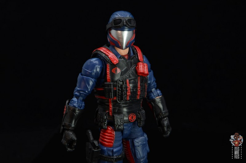 gi joe classified series cobra viper figure review - wide shot