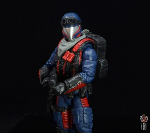 gi joe classified series cobra viper figure review - with scarf