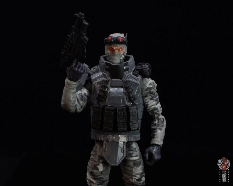 gi joe classified series firefly figure review - raising gun