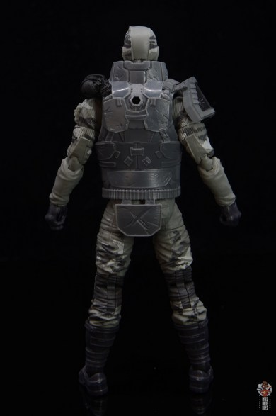 gi joe classified series firefly figure review - rear