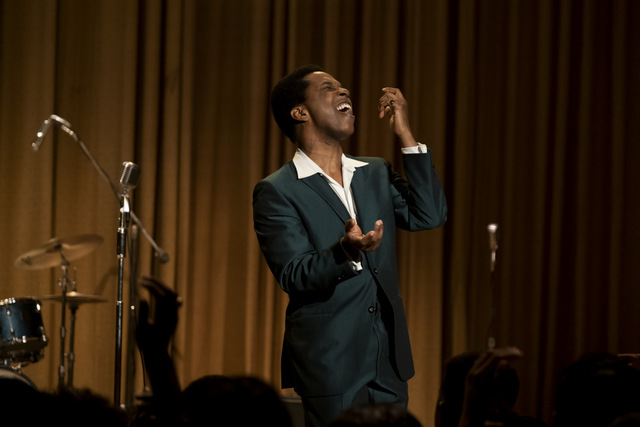 one night in miami review - leslie odom jr. as sam cooke