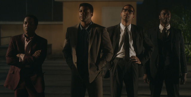 one night in miami review - sam cooke, cassius clay, malcolm x and jim brown