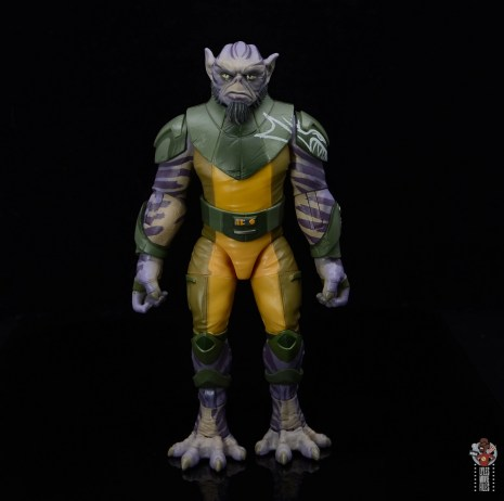 star wars the black series zeb orrelios figure review - front