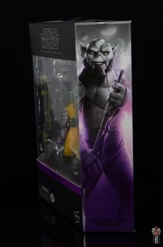 star wars the black series zeb orrelios figure review - package side
