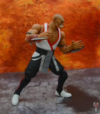 storm collectibles mortal kombat baraka figure review - ready for battle