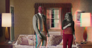 wandavision episode 2 review - technicolor wash
