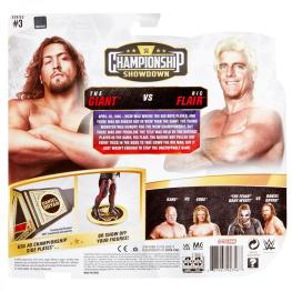 wwe championship showdown the giant vs ric flair -package rear