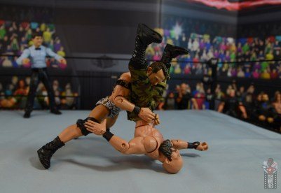 wwe elite 72 roderick strong figure review - combo 2