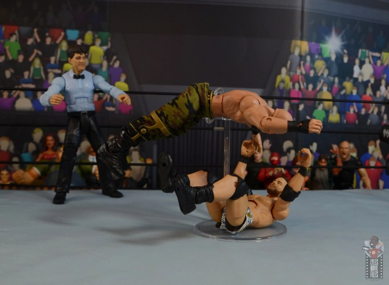 wwe elite 72 roderick strong figure review - gut breaker to ciampa