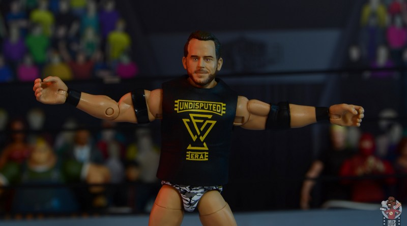 wwe elite 72 roderick strong figure review - main pic