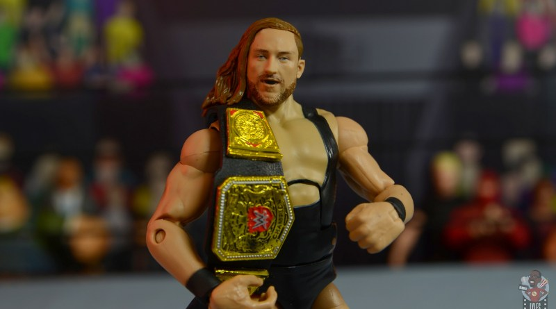 wwe elite 75 pete dunne figure review -main pic