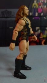wwe elite 75 pete dunne figure review - right side