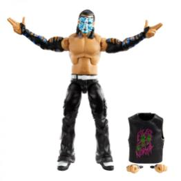 wwe elite 84 jeff hardy - arms out