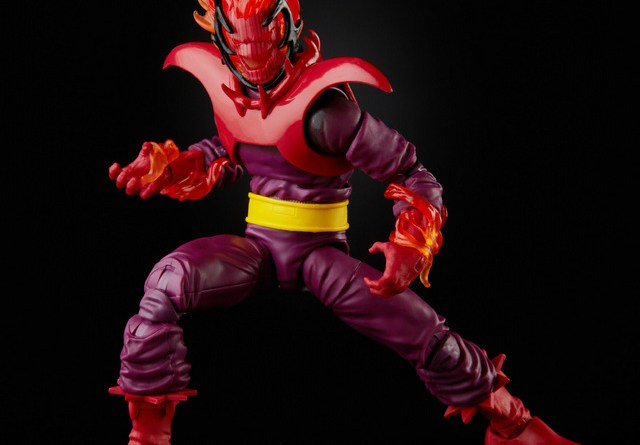 MARVEL LEGENDS super villains SERIES 6-INCH-SCALE DORMAMMU Figure - oop (3)