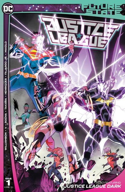 future state justice league #2