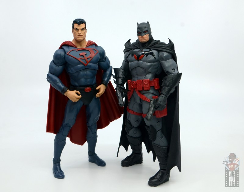mcfarlane-toys-red-son-superman-figure-review-with-flashpoint-batman