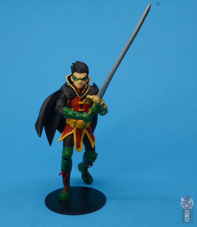 mcfarlane-toys-robin-figure-review-advancing-with-sword
