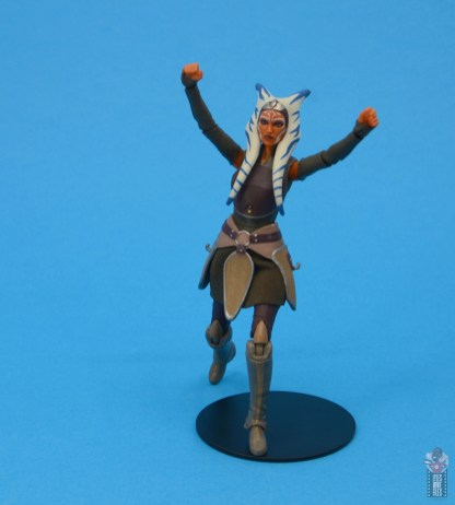 star wars the black series ahsoka tano figure review - using the force