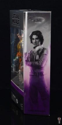 star wars the black series ezra bridger figure review - package side