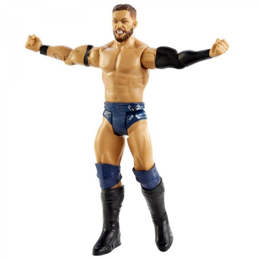 wwe basic 118 - finn balor -arms wide