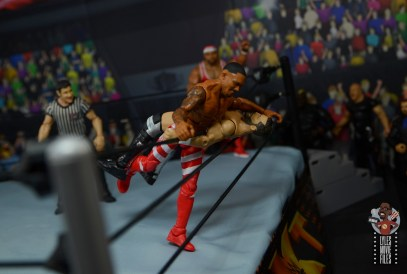 wwe elite 81 street profits figure review - ford clotheslining bobby fish