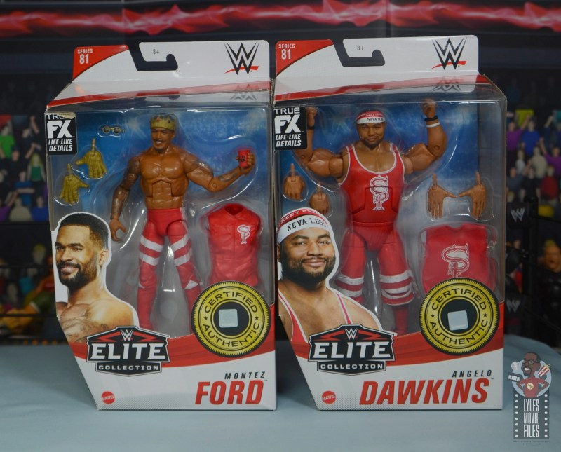 wwe elite 81 street profits figure review - package front