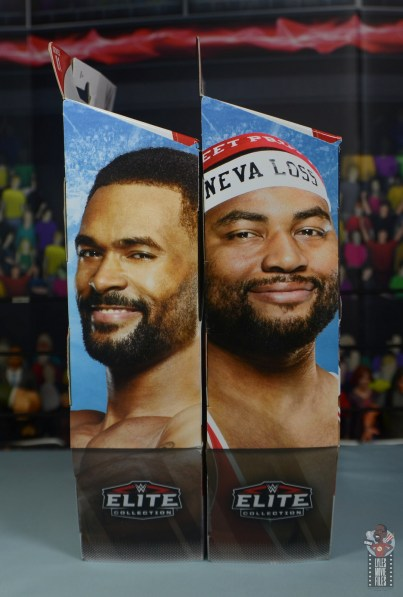 wwe elite 81 street profits figure review - package right side