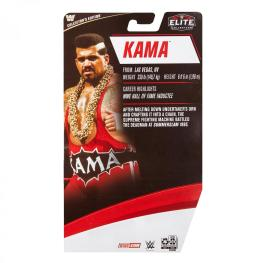 wwe elite 85 kama -package rear