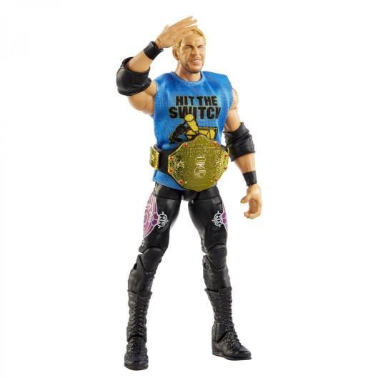 wwe fan takeover series 2 christian -with accessories