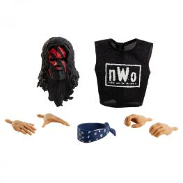 wwe fan takeover series 2 x-pac - accessories