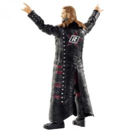 wwe ultimate edition 8 edge - jacket rear