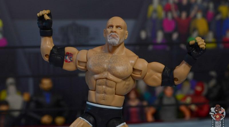 wwe wrestlemania goldberg review - main pic