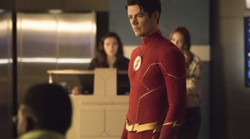 The flash central city strong review - barry