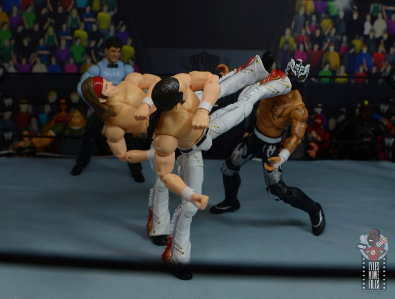 aew the young bucks figure review - superkick party