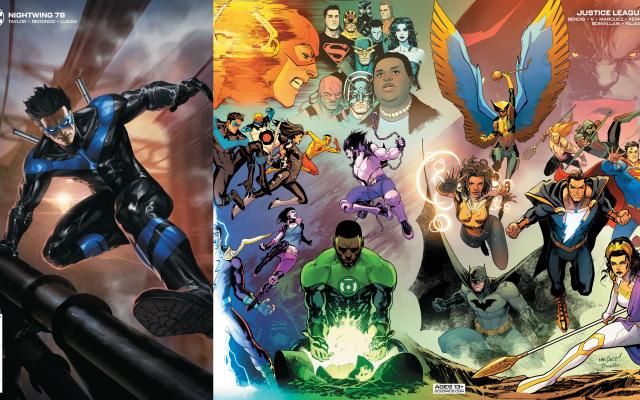 dc comics 3-16-21 nightwing #78