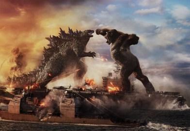 godzilla vs. kong review - battle atop aircraft carrier