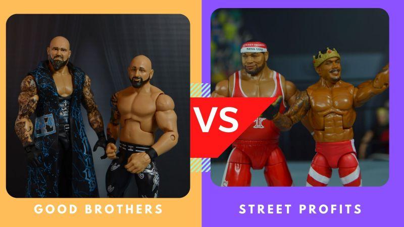 good brothers vs street profits