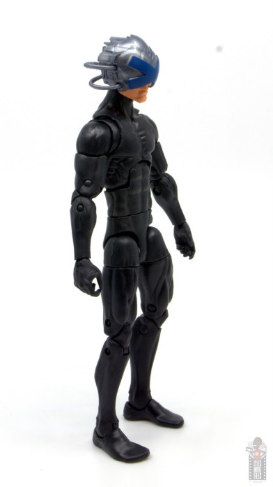 marvel legends house of x charles xavier figure review - right side