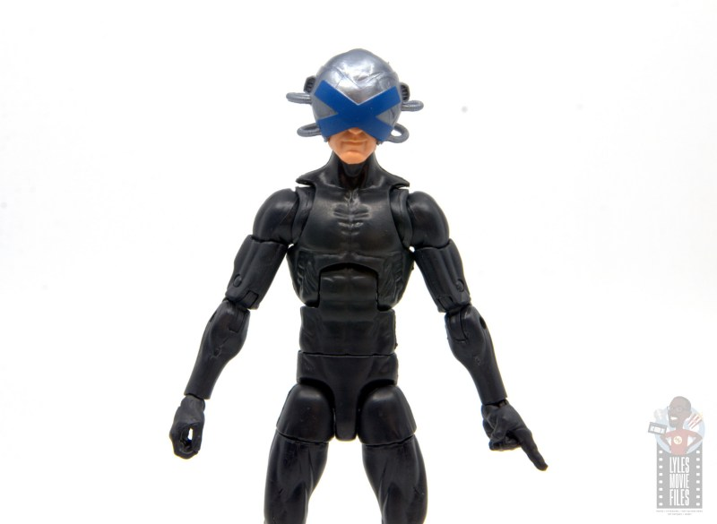 marvel legends house of x charles xavier figure review - wide pic