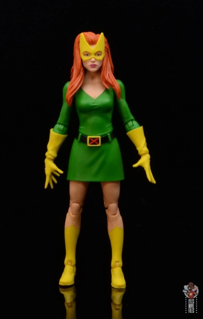 marvel legends house of x marvel girl figure review - front