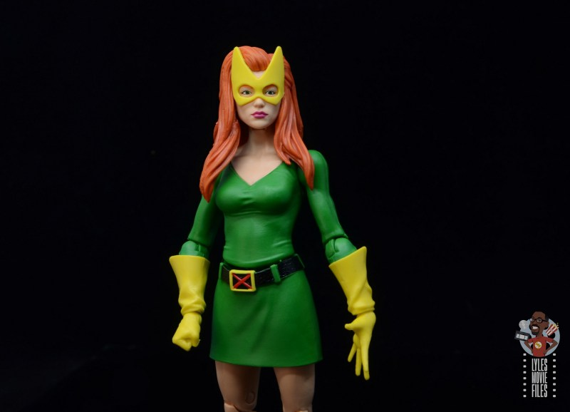 marvel legends house of x marvel girl figure review - main pic