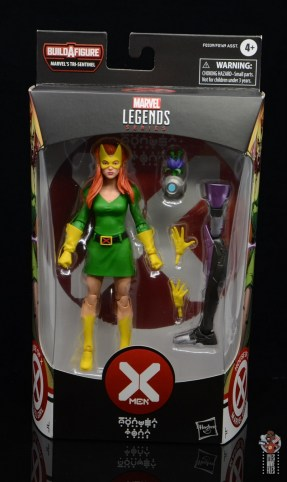 marvel legends house of x marvel girl figure review - package front