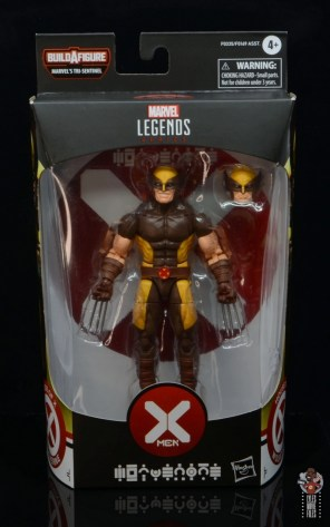 marvel legends house of x wolverine figure review -package front