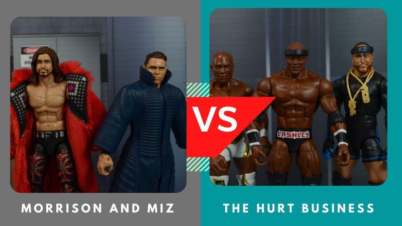 miz and morrison vs hurt business